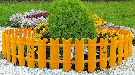 Садовые ограждения и габионы в ландшафтном дизайне