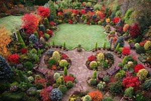 Классический английский сад