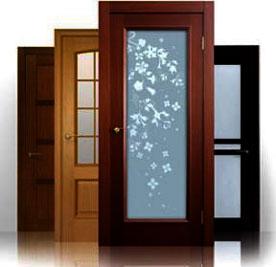 Какие двери ставить в ванную
