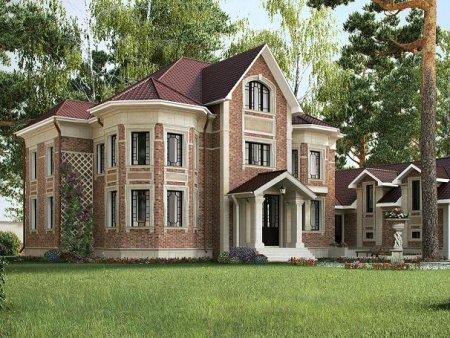 Архитектурные изыски в загородном домостроении