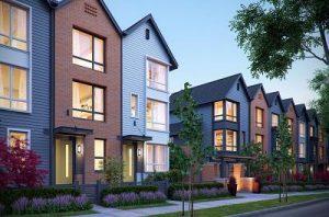 Ландшафтный дизайн в таунхаусах и загородных домах