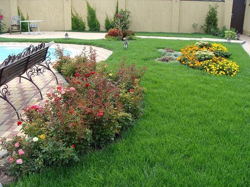 Ландшафтный дизайн – это не только растения