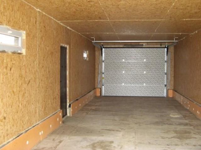 Обустройство и утепление гаража