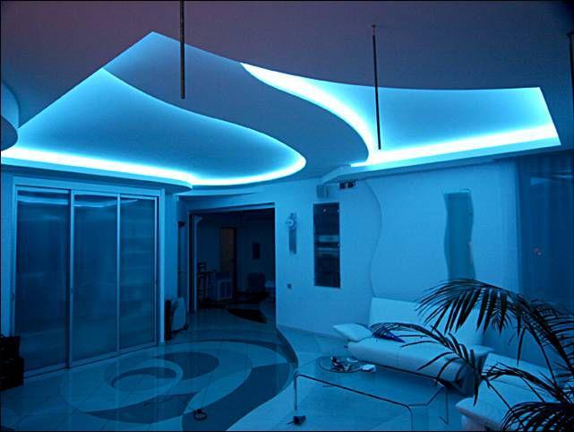 Как сделать светодиодную подсветку