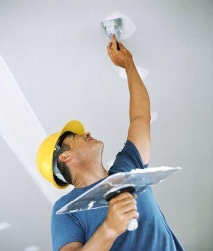 Как скрыть дефекты потолка?