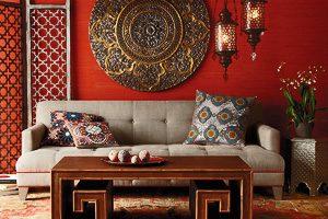 Марокканский стиль в интерьере дома