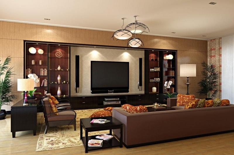 Дизайн Зальной комнаты