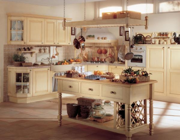 Классика кухни прованс