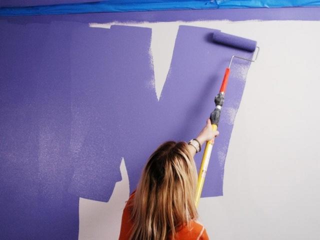 Какие бывают масляные краски для стен