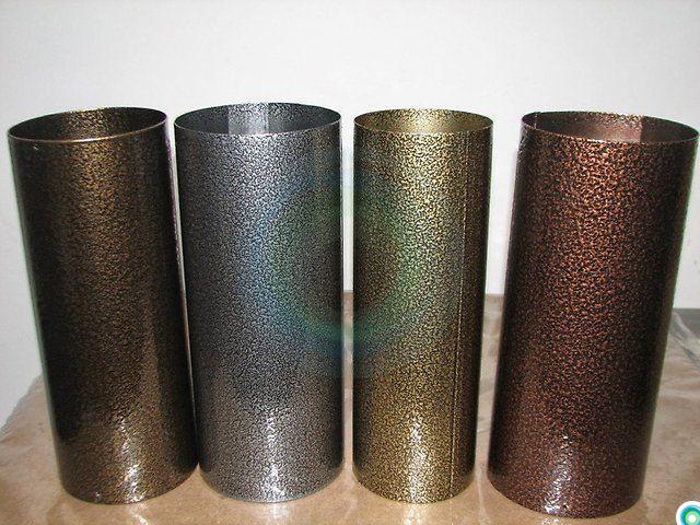 Характеристики и область применения молотковых красок по металлу
