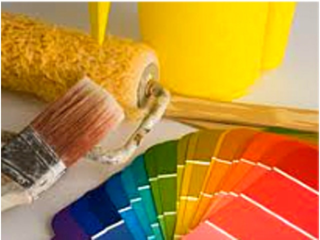 Виды латексных красок, их плюсы и минусы