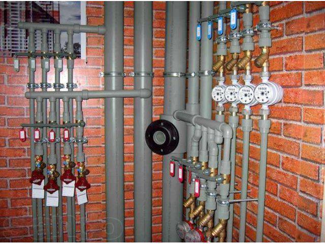 Какие трубы выбрать для системы отопления и ГВС