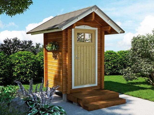 Типы туалетов для дачного участка