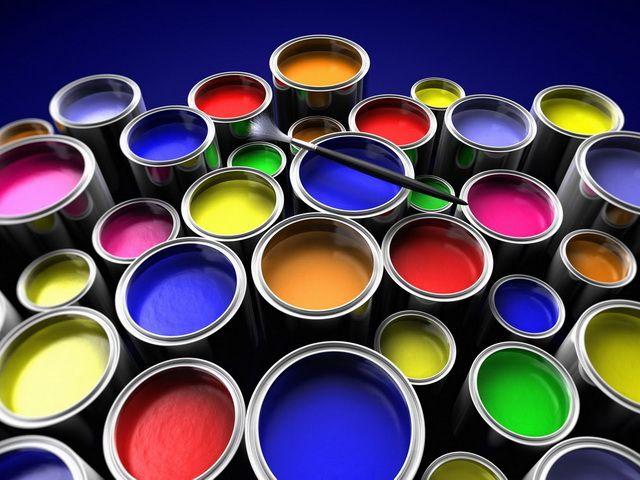 Виды масляных красок для потолка