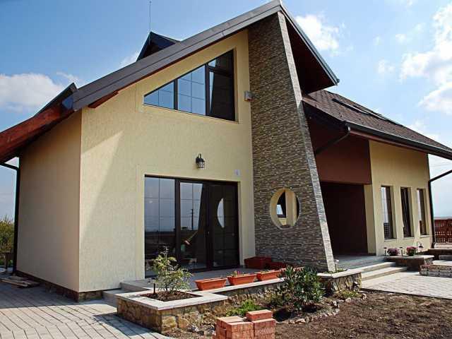 Строим каркасно-щитовой дом — от фундамента до внутренней отделки