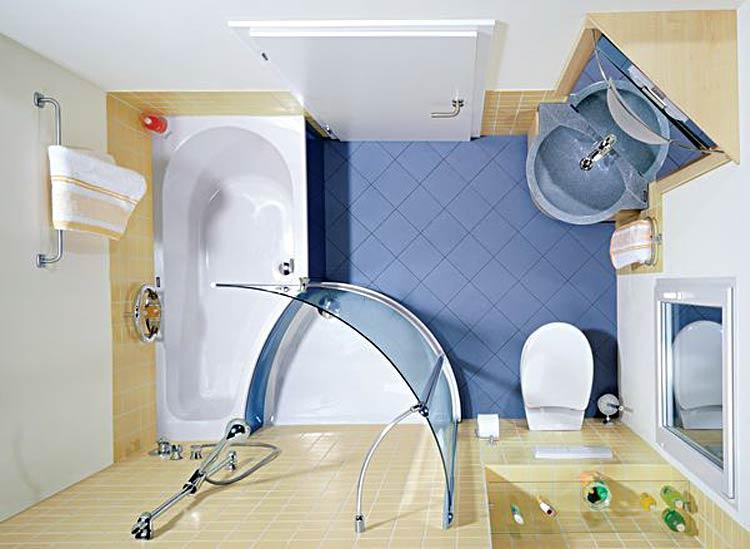 Что поставить в ванной комнате: ванну или душ?