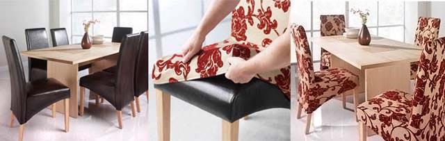 Чехлы для мебели — модный и недорогой декор для уютной квартиры