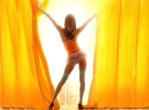Факт: желтый интерьер наполнит вашу жизнь светом и радостью