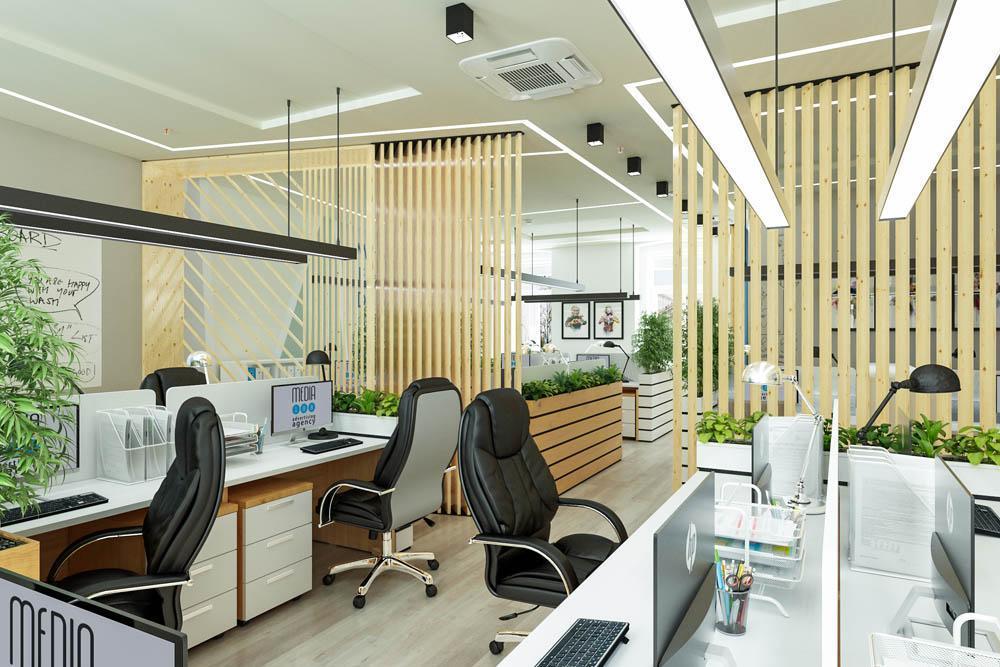 Дизайн офиса: нюансы создания оптимального офисного пространства