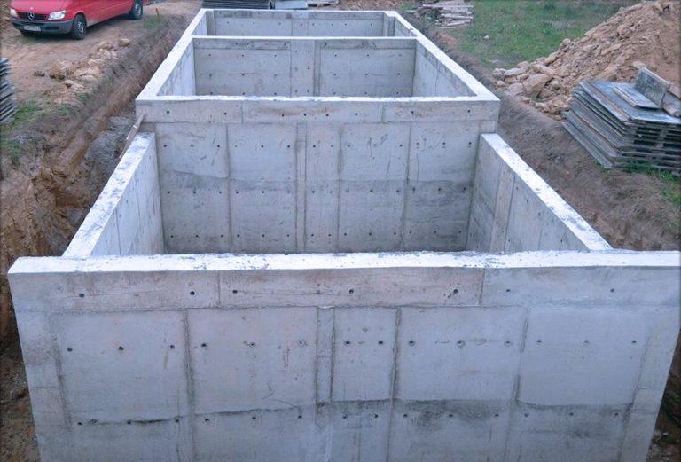 Фундамент — как избежать ошибок при устройстве и строительстве