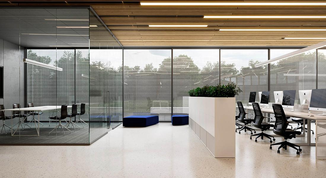 Дизайн офиса в современной трактовке