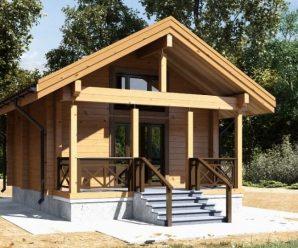Свойства древесины в строительстве домов