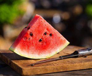 Арбуз – самая большая ягода