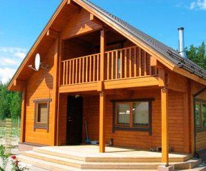Финский дом — деревянное домостроение