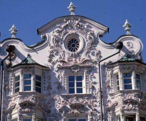 Рококо — изысканная дача в стиле рококо