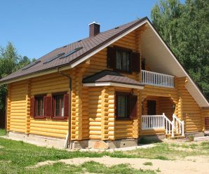 Преимущества строительства деревянного дома