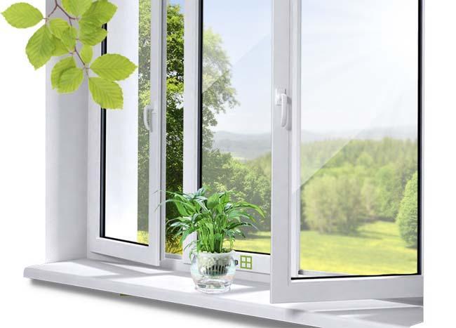 Пластиковые окна и воздухообмен