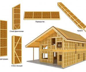 Преимущества постройки дома из соломы
