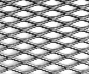 Сетка просечно-вытяжная. Характеристики строительного материала, рекомендации по эксплуатации.