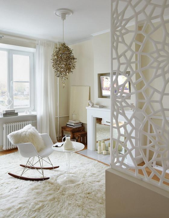 Дизайн маленькой квартиры — студии в Москве