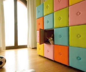 8 идей оформления детской комнаты
