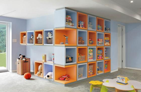 8 идей для детской комнат
