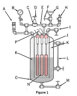 Электродный парогенератор