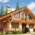 Чем хороши деревянные дома из клееного бруса?