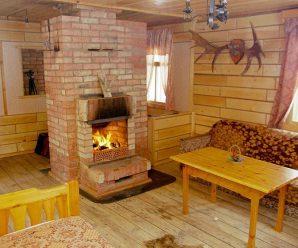 Как оформить дачный домик или наша уютная дача