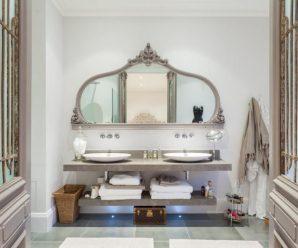 Зеркала в интерьере современной квартиры
