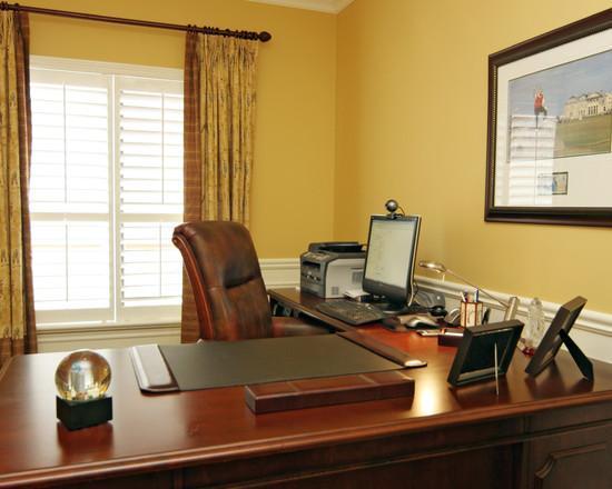 Стиль интерьера для рабочего кабинета