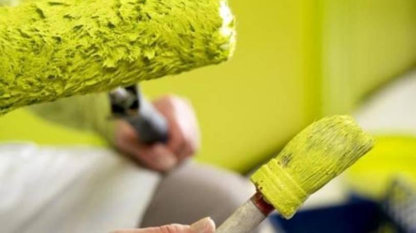 Как избавиться от запаха краски в доме