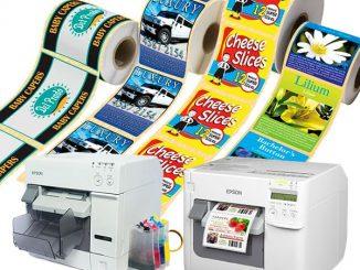 Типы принтеров для печати этикеток